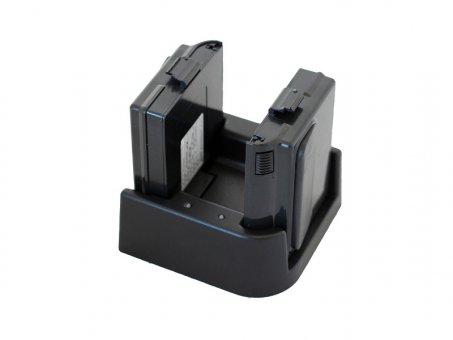 Handheld ALG7-10A Externes Doppelladegerät für Std/Extended Akkus
