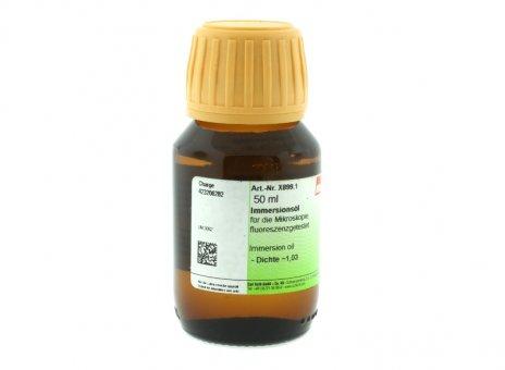 Immersionsöl für die Mikroskopie (50 ml) - NUR INNERHALB DER EU LIEFERBAR!!