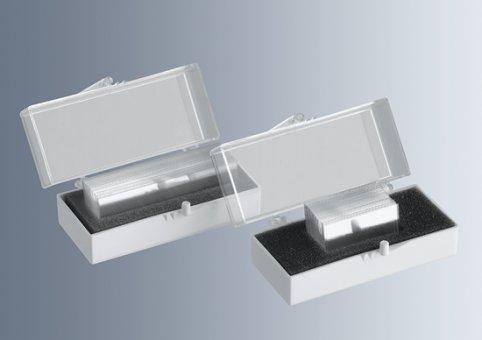 Präzisions Mikroskopiedeckgläser, 24x50 mm (100 Stk.)